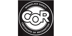 cor certification